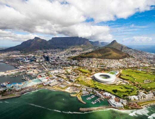 Kaapstad, beleef het zelf !
